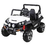 Kinder Elektroauto Maverick Buggy Offroad - Lizenziert - 4x4 Allrad - USB - Sd Karte - 4 x 45 Watt Motor - 2 Personen - Rc 2,4 Ghz...