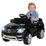 Kinder Elektroauto Mercedes ML 350 Original Lizenz Auto 2X 25 Watt Motor Kinderauto...