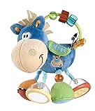 Playgro Plüschrassel Pferd, Lernspielzeug, Ab 3 Monaten, BPA-frei, Playgro Toy Box Pferd Klipp...