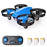 SNAPTAIN SP350 Mini Drohne mit 3 Akkus für 21 Minuten Flugzeit, RC Drone, Mini Helikopter mit...