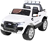 Actionbikes Motors Kinder Elektroauto Ford Ranger Wildtrak - Allrad 4x4 - Touchscreen - 2 Sitzer - 4 x 45 Watt Motor- 2,4 Ghz Rc...