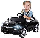 Actionbikes Motors Kinder Elektroauto Mercedes Benz Amg GLA45 - Lizenziert - Rc 2,4 Ghz Fernbedienung - Softstart - SD-Karte - USB...