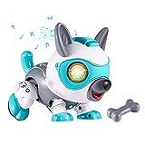 Kearui Spielzeug für 3 4 5 6 Jährige Jungen und Mädchen, Roboter Hundetiere Smart Hündchen Interaktiv Intelligent Lehrreich...