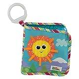 Lamaze Baby Spielzeug 'Entdeckungsbuch' Clip & Go, Hochwertiges Kleinkindspielzeug, Baby Buch Anhänger zur Stärkung der...