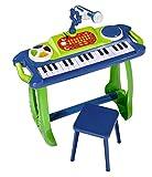 Simba 106838886 - My Music World Standkeyboard 50 cm