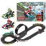 Carrera 20062491 GO!!! Nintendo Mario Kart 8 Rennstrecken-Set   4,9m elektrische Carrerabahn mit Mario & Luigi Spielzeugautos  ...