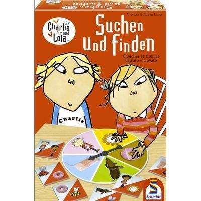 Schmidt Spiele 40447 - Charlie & Lola, Suchen und Finden
