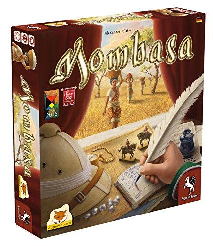 Pegasus Spiele 54562G - Mombasa (eggertspiele)