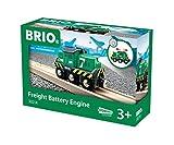 BRIO Bahn 33214 - Batterie-Frachtlok