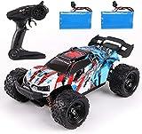 REMOKING RC Auto Spielzeug, 2,4 Ghz 4WD Ferngesteuertes Offroad Auto Spielzeug, High Speed Racing Truck, Geländewagen Geschenk...