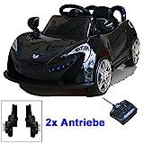 Roadster mit 2x Motoren mp3 LED Elektro Kinderauto Kinder Auto Elektroauto Elektrofahrzeug...
