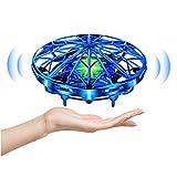 UTTORA UFO Mini Drohne,Drohne Für kinder Kinder Spielzeug Handsensor Quadcopter...