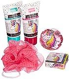 fesh! Splash and Fun - Unicorn Bath Set 4er Pack(4 x 5 Stück)