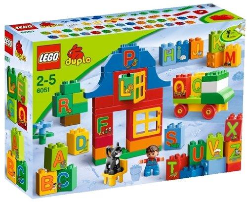 Lego 6051 - DUPLO Steine & Co. 6051 Lego® DUPLO® Buchstaben-Lernspiel