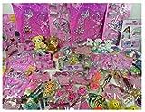 Riesiger Spielwaren-Posten für Mädchen, 20-25 Teilig, Bunt gemischt, tolles Spielzeug als Mitgebsel, Mitbringsel, Tombola und...