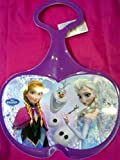 Disney Princess Frozen Schneeflitzer Die Eiskönigin Schneerutscher Rutscher Schlitten 44 x 33 cm