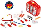 Theo Klein 4350 Arztkoffer mit Handy I Robuster Koffer mit Stethoskop, Spritze und vielem mehr...