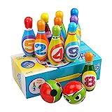3-6 Jahre alter Junge Mädchen Kleinkind Spielzeug, Kinder Frühes Lernspielzeug Geschenk Aktives Spiel für Kinder Mädchen...