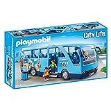 PLAYMOBIL® 9117 - City Life - Schulbus, Fun Park