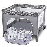 Lionelo Sofie Laufstall Laufstall Baby Baby Bett Reisebett Baby ab Geburt bis 15 kg...