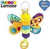 Lamaze Baby Spielzeug Freddie, das Glühwürmchen Clip & Go - hochwertiges...