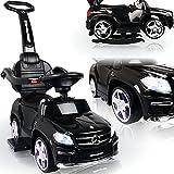 Stimo Mercedes Benz AMG Rutschauto (offiziell lizenziert) mit Wippfunktion und MP3 Player Kinder Fahrzeug Rutscher Auto (AMG GL63...