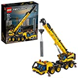 MELARQT Lego Technic Mobile Crane 42108 Bausatz, EIN Supermodellkran zum Bauen für jeden Fan von Bauspielzeug, New 2020 (1292...