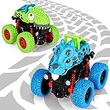Spielzeug ab 2 3 4 5 Jahre Junge, Dinosaurier Spielzeug Auto Geschenke für Jungen 3-8 Jährige Dino Spielzeug Kinder Mädchen 3 4...