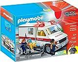 PLAYMOBIL Krankenwagen-Spielset