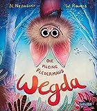 Die kleine Fledermaus Wegda: Ein Vorlesebuch für Kinder ab 4 mit kurzen Gute-Nacht-Geschichten