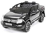 Actionbikes Motors Kinder Elektroauto Volkswagen Vw Amarok SUV - Lizenziert - 2-Sitzer - Eva Vollgummireifen - Fernbedienung -...