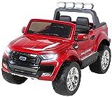 Actionbikes Motors Kinder Elektroauto Ford Ranger Wildtrak - Allrad 4x4 - Touchscreen - 2 Sitzer - 4 x 45 Watt Motor -...
