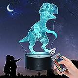 Dreamingbox 3D Lampe, Kinder Spielzeug Jungen Geschenk Mädchen 2-10 Jahre Nachtlicht Kinder Mädchen Spielzeug 2-10 Jahre...
