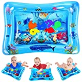 VATOS Wassermatte Baby, Baby Spielzeuge 3 6 9 Monate, Baby Wassermatte ist Perfektes...