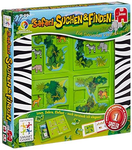 Jumbo Spiele Smartgames 12800 - Suchen & Finden 'Safari'