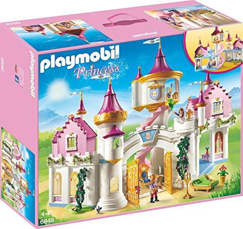 Mit dem Playmobil Schloss werden Mädchenträume wahr