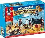 Playmobil 6625 - Adventskalender Geheimnisvolle Piratenschatzinsel
