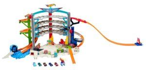 Parkhaus Spielzeug | Hot Wheel