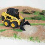Bagger Bruder 02431 - CAT Kompaktlader