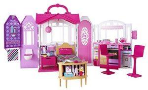 Barbie Puppenhaus - Ferienhaus