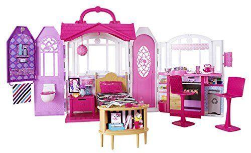 Barbie puppenhaus ferienhaus oder traumvilla der berblick - Barbie wohnzimmer ...