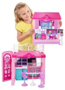 Barbie Puppenhaus Designhaus