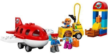 LEGO Flugzeu– Duplo Flughafen