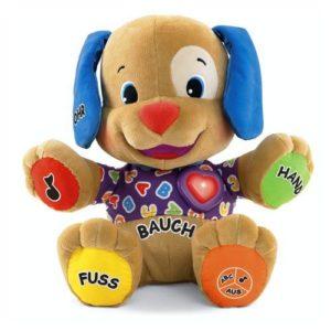 Kinderspielzeug ab 1 Jahr Lernspaßhündchen