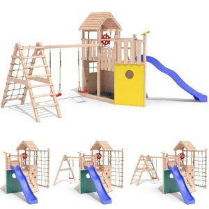 Spielturm Garten Koni