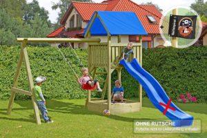 Kleiner Spielturm Garten