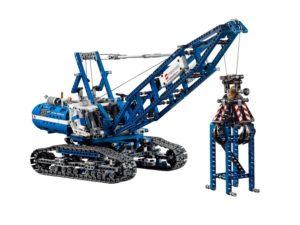 Spielzeugkran Lego