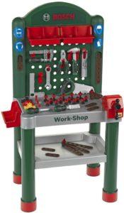 Spielzeug für Jungs Werkbank