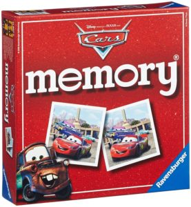 Cars Spiele Memory