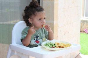 Kind isst wenig was tun